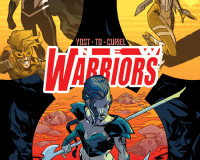 New Warriors #2 Review