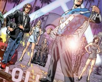 REAL HEROES #1 Review