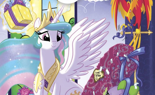 My Little Pony: Friends Forever #3 Review