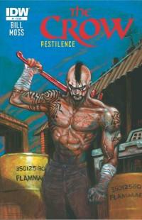 The Crow Pestilence #1