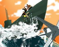 The Mercenary Sea #2 Review