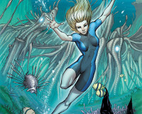 Trish Out of Water #5 Review