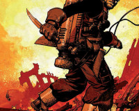 Wild Blue Yonder #4 Review