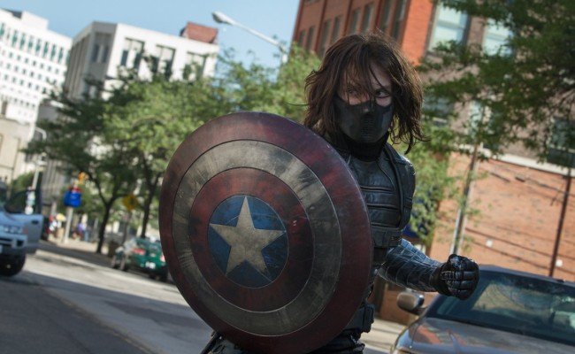 THE WINTER SOLDIER, Or How All Future Superhero Films Should Be Made