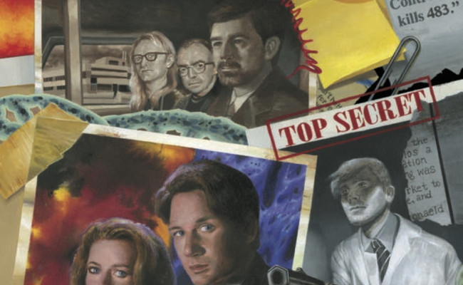 X-Files Conspiracy #2: Review