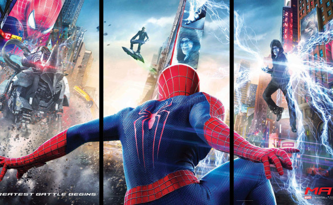 How Much Have We Really Seen of THE AMAZING SPIDER-MAN 2?