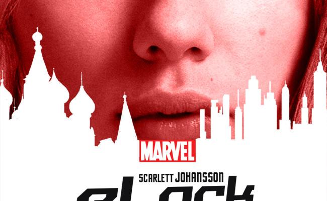 Marvel Says No BLACK WIDOW Movie.  Never Ever!!!