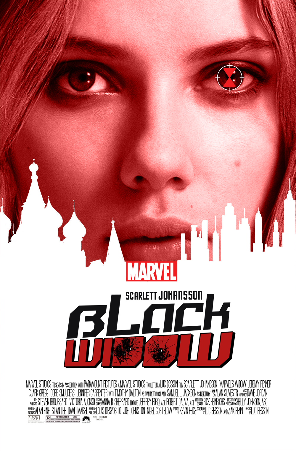 Marvel Says No BLACK WIDOW Movie. Never Ever!!! | Unleash ... - photo#1