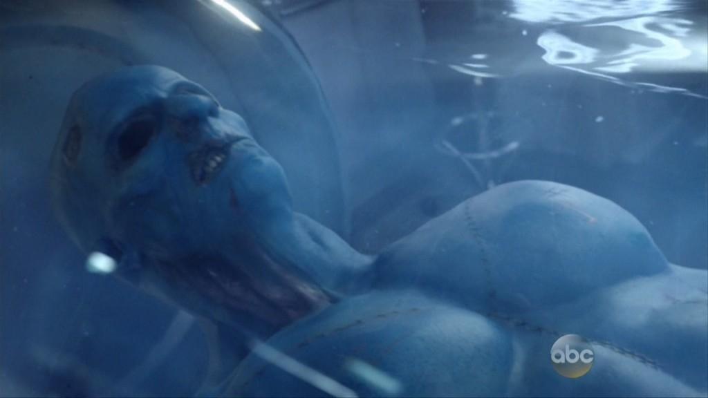 blue alien agents of shield