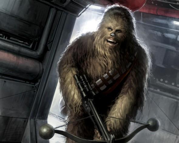 chewbacca star wars episode 7