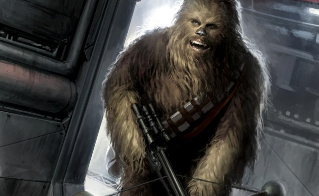 CHEWBACCA Returns for STAR WARS EPISODE 7?