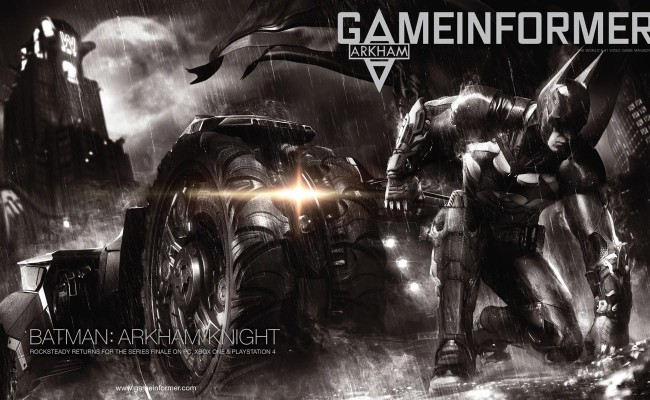 Rocksteady Returns for Arkham Series Finale in BATMAN: ARKHAM KNIGHT