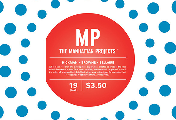 The Manhattan Projects #19 – Review