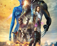 The Gang's All Together in New X-MEN: DAYS OF FUTURE PAST Poster