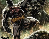 BATMAN: ETERNAL #1 Review