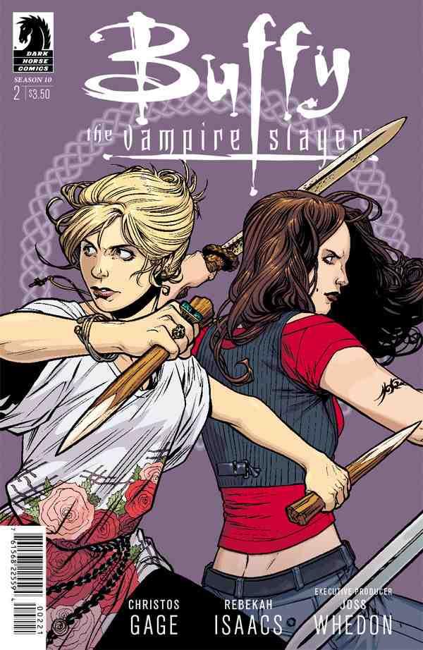 Buffy the Vampire Slayer Season 10 #2 variant
