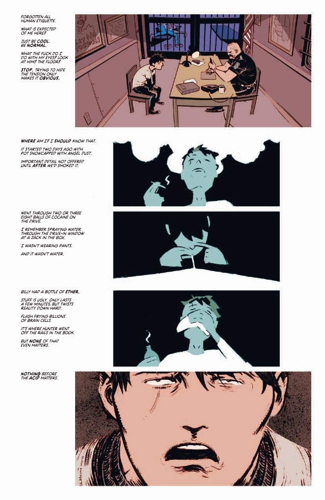 Deadly Class 4_Preview Page