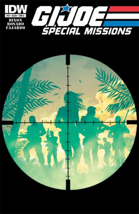 G.I Joe Special Missions 14 alternative