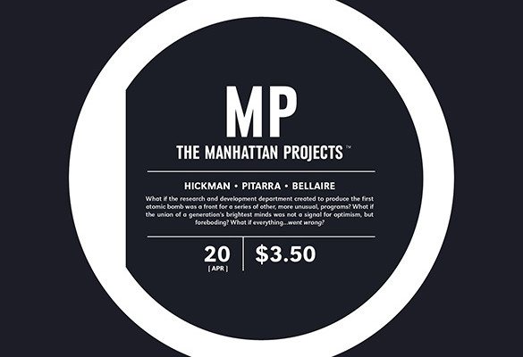 The Manhattan Projects #20: Review