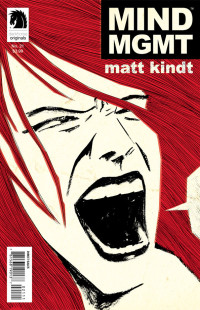 Mind MGMT 21 Cover