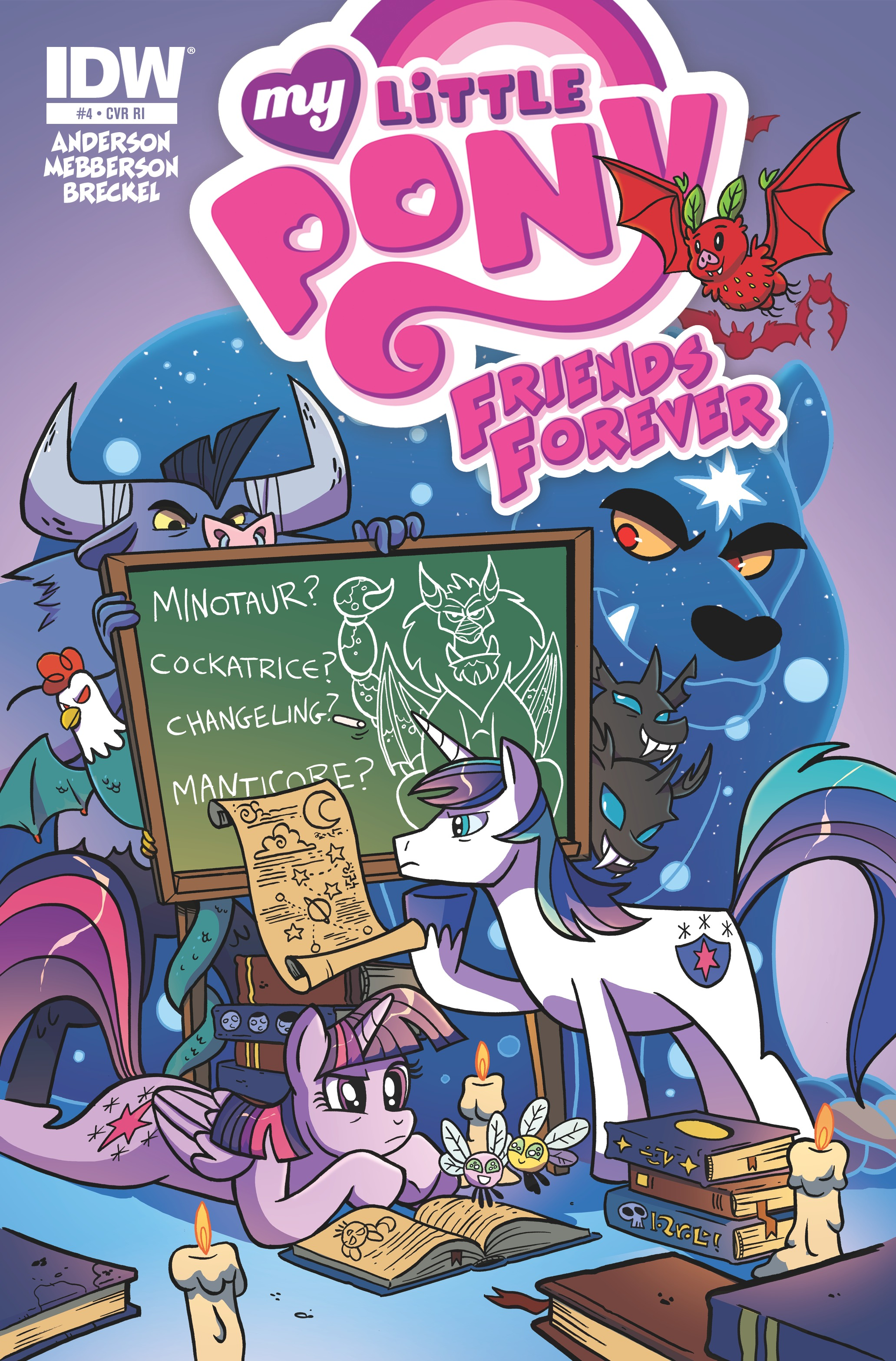 my little pony friends forever 4 review  unleash the fanboy