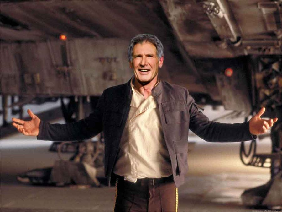 Old-Han-Solo