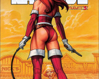 Lady Rawhide #5 Review