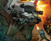 Rogue Trooper #3 Review