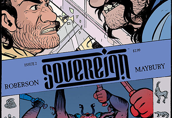 Sovereign #2: Review