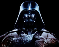 The STAR WARS EPISODE VII Villain Looks A Lot Like Darth Vader