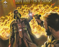 Star Wars: Darth Vader and the Cry of Shadows #5 Review