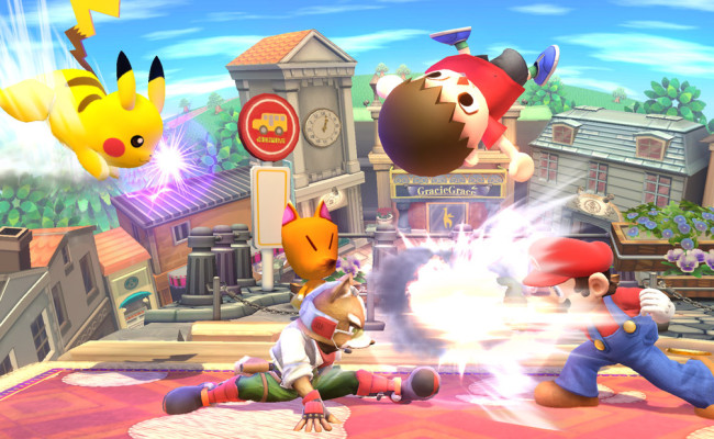 4 Classic Stages That Gotta Return in SUPER SMASH BROS WII U