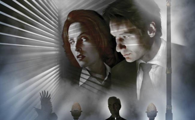 X-Files Annual 2014: Review