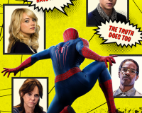 New Amazing Spider-Man 2 Poster Made Me Pee Myself A Little