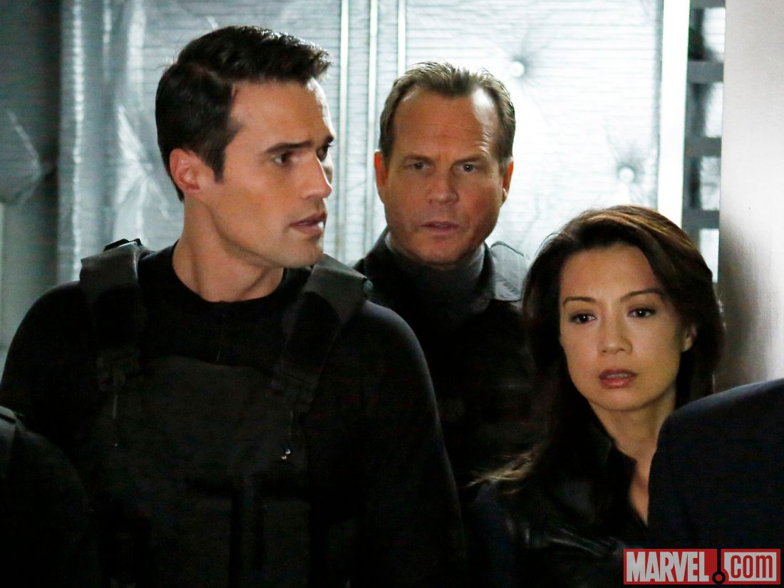 bill paxton agents of shield