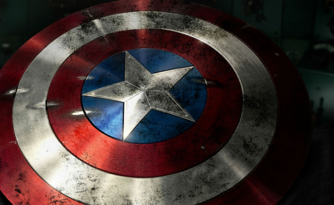 Marvel's Greatest Plothole:  Captain America's Shield