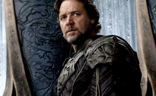 Russell Crowe Won't Return For BATMAN VS. SUPERMAN…Not That We Expected Him To