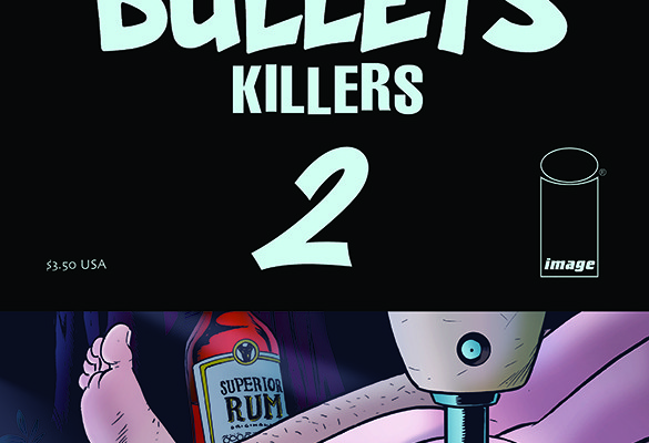 Stray Bullets: Killers #2 – Review