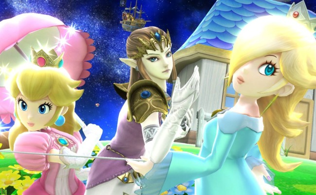 Two Classic Stages Confirmed in SUPER SMASH BROS. Direct Video Feed