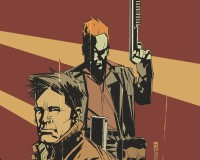 Sinister Dexter #5 Review