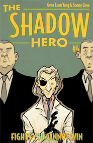 The Shadow Hero #4: Review