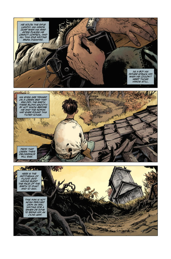 Abe Sapien 12_Preview Page