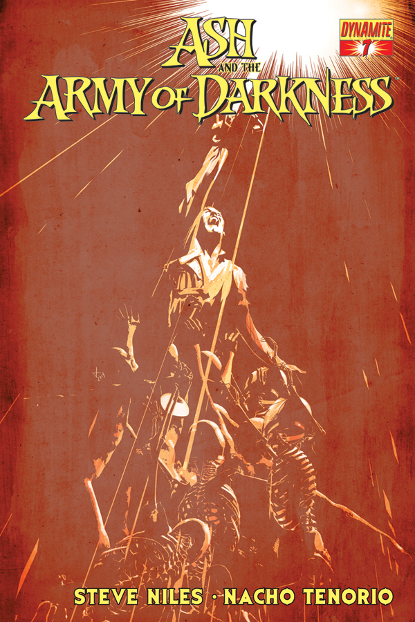 Ash and the Aarmy of Darkness #7 variant