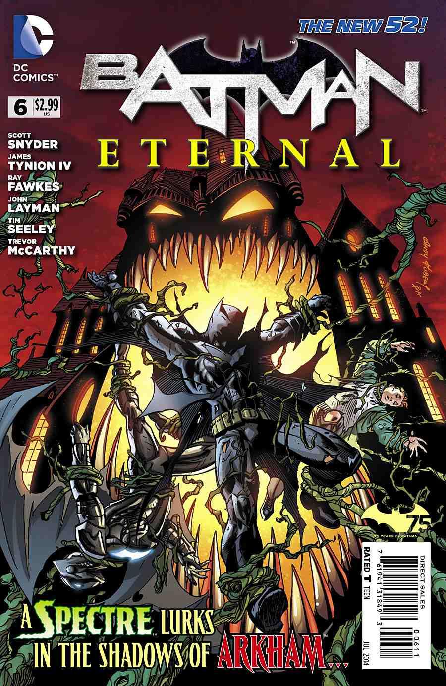 Batman Eternal #6