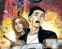 City: The Mind in the Machine #4 Review