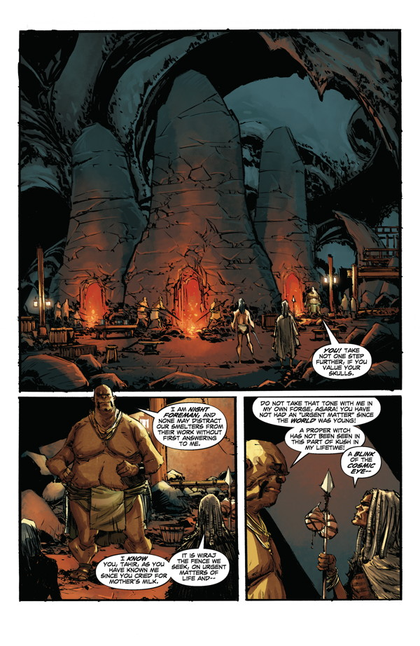 Conan the Avenger 2_Preview Page