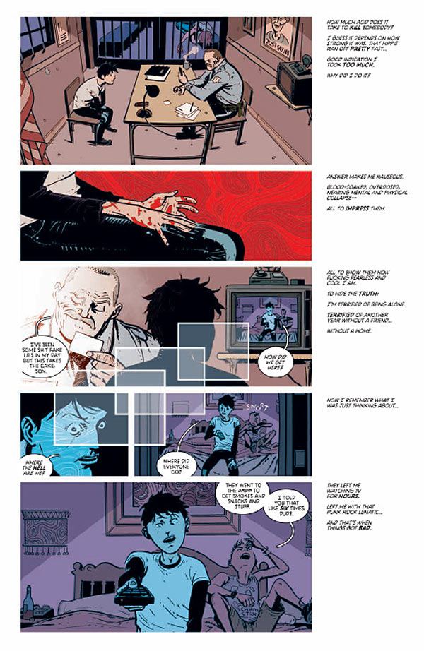 Deadly Class 5_Preview Page