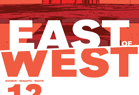 East of West #12 Review