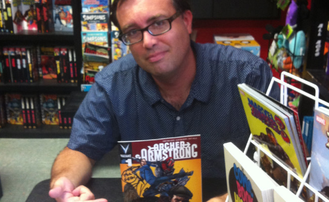 EXCLUSIVE: Interview With Fred Van Lente