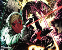 NEW 52: FUTURES END #1 Review